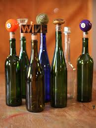 found object wine stoppers hgtv