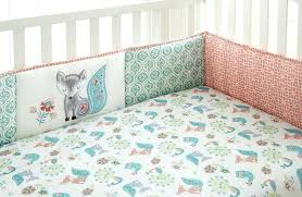 Swinging Crib Bedding Crib Bumper Sets Baby 4 Crib Bumper Set Swinging Crib