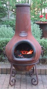 Clay Chiminea Uk 114 Best Patio Chiminea Images On Pinterest Outdoor Cooking