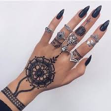 inspiration henna tattoo designs tattoodo