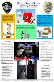 va police newsletter winter 2010 va greater los angeles