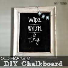 Pictures For The Bathroom Wall Two It Yourself Bathroom Wall Art Old Picture Frame To Chalkboard