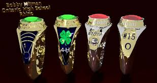 highschool class ring project gallery rhinoceros 3d