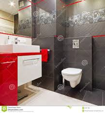 Black White And Silver Bathroom Ideas Red And White Bathroom Red And White Bathroom Ideas Beauteous