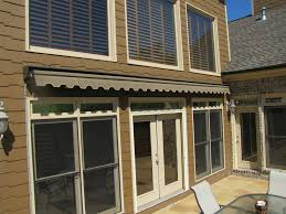 Motorized Awnings Our Work Awnings Gulf Coast Retractable Screens