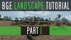 tutorial blender terrain blender game engine realistic landscape tutorial creating the