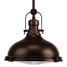 antique bronze pendant light progress lighting fresnel lens collection 1 light antique bronze