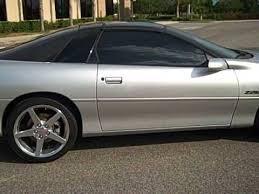 wheels camaro z28 2002 chevy camaro z28 w polished c6 corvette wheels