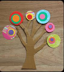 Easy Paper Craft For Kids - easy paper crafts for preschoolers crafts with kids pinterest