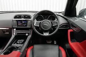 jaguar f pace vs porsche macan luxury suvs compared autocar