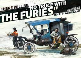 no truce with the furies christmas teaser