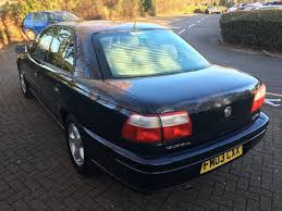 opel omega 2003 2003 vauxhall omega cd 2 2 automatic saloon blue in fareham