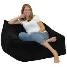 memory foam bean bag chair wayfair