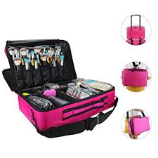 professional makeup artist organizer samtour makeup bags travel large makeup 16 5