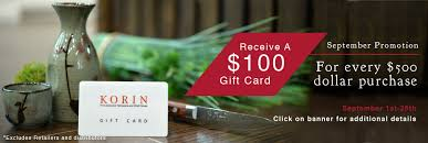 gift card distributors for every 500 get 100 in korin gift card