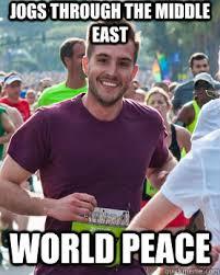 World Peace Meme - ridiculously photogenic guy memes quickmeme