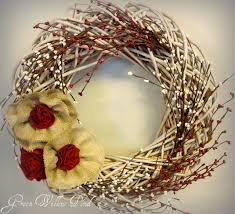 60 best wreaths images on twig wreath dried flowers