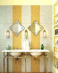 yellow and grey bathroom decorating ideas fantastic chevron bathroom decor chevron bathroom decor print