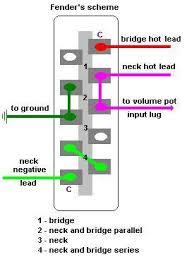 4 way w parallel u0026 series wiring pinterest gibson explorer