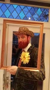 Scream Halloween Costume Van Gogh Costume Costumes Art Artist Van