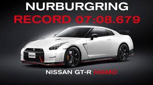 nissan gtr youtube top speed nissan gt r nismo nurburgring record breaking lap 2013 youtube
