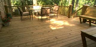 how to clean and finish a wood deck today u0027s homeowner