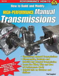 buy how to build u0026 modify high performance manual transmissions