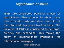 Universities As Multinational Enterprises The Multinational Oxford Press International Business R M Joshi 1