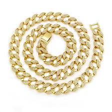 gold necklace hip hop images Iced out chains hip hop chain urban jewelry jpg