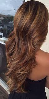 low light hair color 16 fashionably cute to copy now colourful hair long