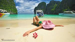 russian beaches maya bay in phi phi everything you need to know about maya bay