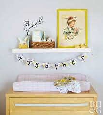 Changing Table Safety Genius Changing Table Storage Ideas