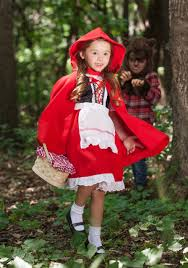 cute halloween costumes for little boys deluxe child little red riding hood costume