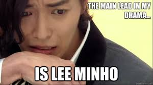 Lee Min Ho Memes - monday memes ode to lee min ho randomsoju