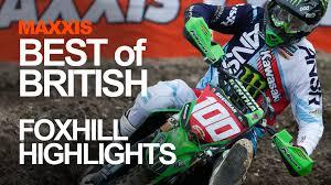 motocross news uk best of british u2013 battle for the british motocross championship at