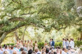 San Diego Wedding Venues Oak Trees Ceremony Kate And Brad True Photography San Diego