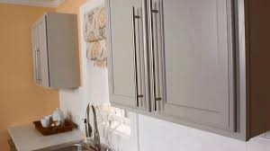 Cabinet Handles For Kitchen Low Cost Cabinet Makeovers Save Money By Painting Your Old Ugly