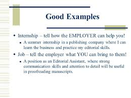 resumes cover letters and interviewing ppt download
