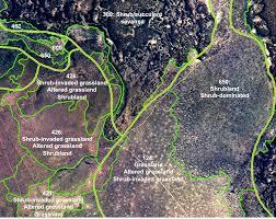 Nmsu Map Mapping Ecological States Jornada