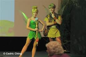 annual passholder preview tinker bell lost treasure