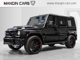 used mercedes g wagon 5 brabus g class for sale on jamesedition