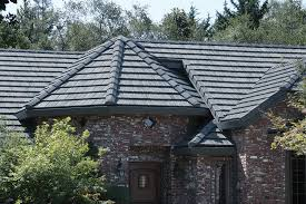 Flat Tile Roof Lightweight Concrete Roof Tiles