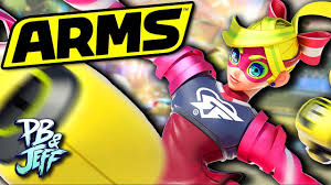 arms versus multiplayer gameplay nintendo switch part 2 youtube