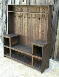 Bench With Shoe Storage Plans - entry bench with storage plans entry bench with shoe storage plans