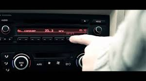 bmw e95 professional radio pixels failure example youtube