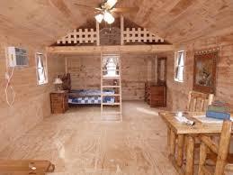 Mobile Home Curtains Adorable Log Cabin Mobile Home Interiors Using White Oak Laminate