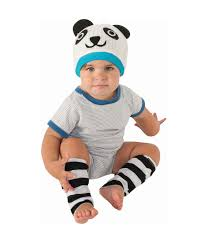 panda bear baby costume women costumes kids halloween