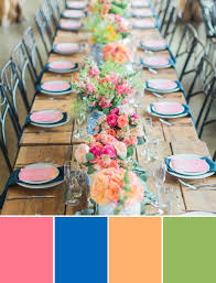wedding color palette trends for 2017 schell photography blog