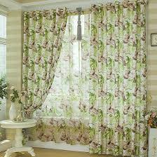 Tropical Curtain Panels Sage Green Curtains Sage Green Kitchen Curtains Decor Decoration