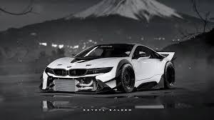 Bmw I8 Black - bmw i8 racing khyzyl saleem black cars pinterest artists